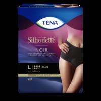 Tena Silhouette Plus Slip Absorbant Noir L Sachet/9 à VALENCE