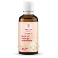 Weleda Huile De Massage Allaitement 50ml à VALENCE