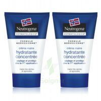 Neutrogena Crème Mains Hydratante Concentrée 2t/50ml à VALENCE