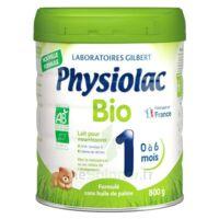 Physiolac Bio 1 Lait En Poudre B/800g à VALENCE