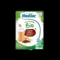 Modilac Céréales Farine Cacao Dès 6 Mois B/250g à VALENCE
